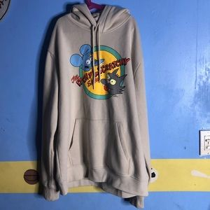 Men's Itchy & Scratchy Hoodie